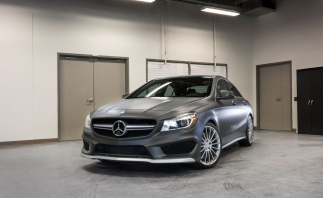 QNX Shows Tech Filled CLA45 AMG, Kia Soul at CES
