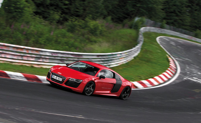 Audi R8 E-Tron Will be Produced: Report