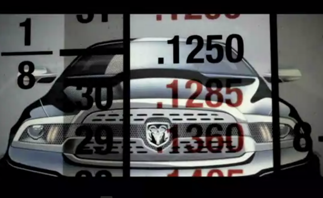 Ram 1500 Commercial Hints at Future Styling