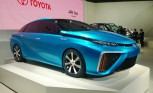 Toyota Seeks 5-10K Fuel Cell Sales in 2015