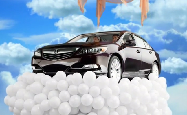 Acura Makes Ad Series With Jerry Seinfeld – Video