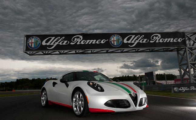 Latest Alfa Romeo Revival Plan Leans on RWD Platform