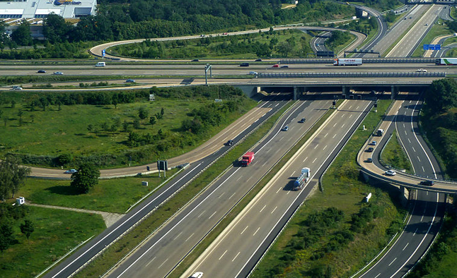Germany Plans Toll For Foreign Drivers