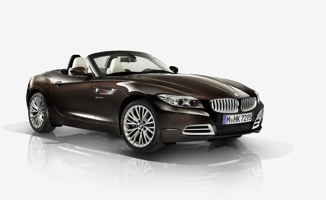 BMW Z4 Pure Fusion Design Features Interior Upgrades