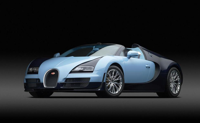 Bugatti Veyron Production Hits 400, Only 50 Available