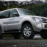 Mitsubishi President Wants Pajero Plug-In Hybrid for US