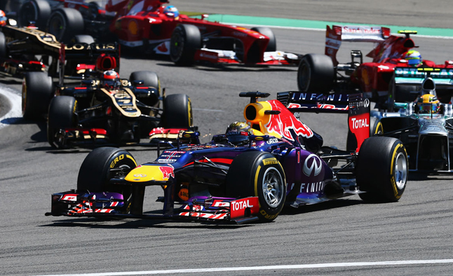 2014 Grand Prix of America Wiped From F1 Calendar