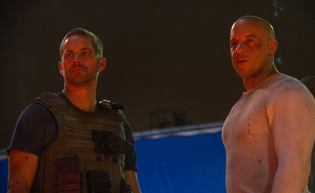 Fast and Furious 7 Release Date Set for April 2015