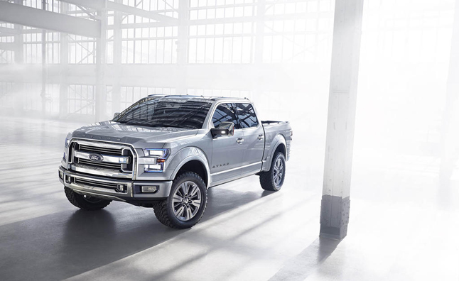 2015 Ford F-150 to Debut in Detroit with Aluminum Body