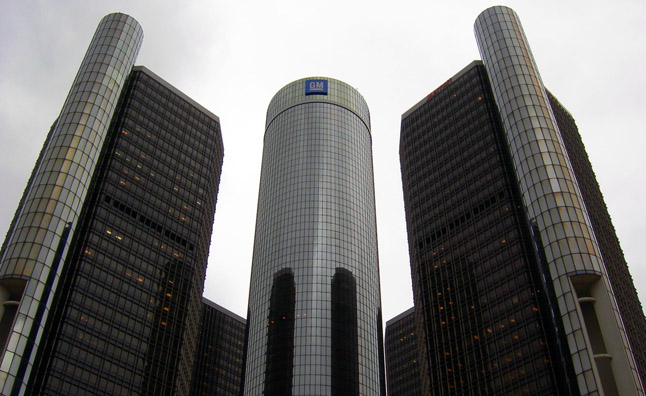 GM Won't Pay Back Government Bailout Loss