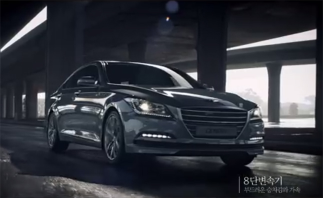 2015 Hyundai Genesis Showcased in Video Series