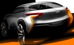 Hyundai Intrado Concept Previews Hydrogen Future