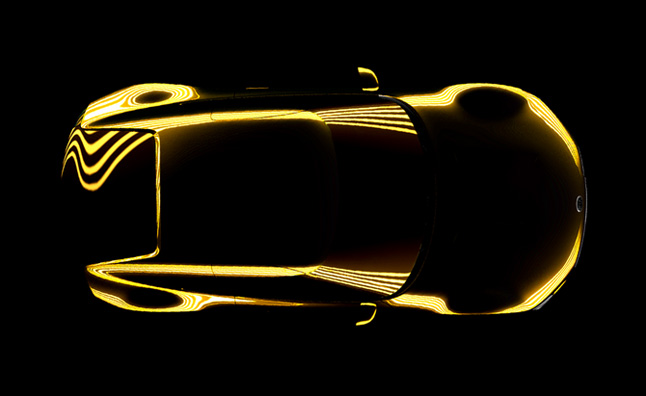 Kia Teases New Sports Car Concept Before Detroit
