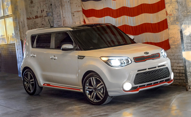 2014 Kia Soul Red Zone Special Edition Announced