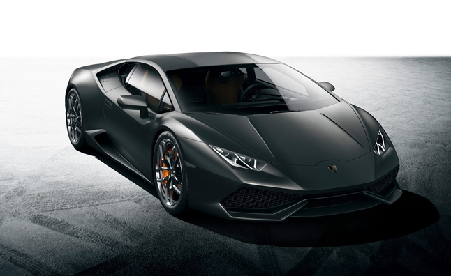 Lamborghini Huracan: New Photos, New Colors