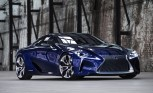 Lexus LFA Replacement Will be Based on LF-LC Concept