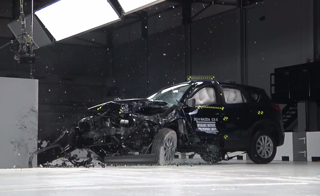 2014 IIHS Top Safety Picks Announced