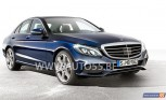 2015 Mercedes C-Class Photos Leaked Again