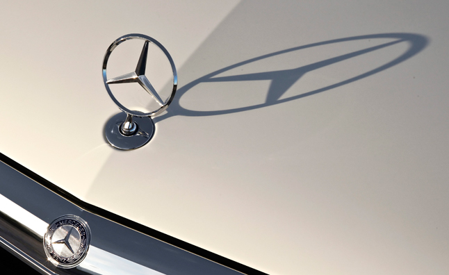 Mercedes GLC Planned for 2016 Unveiling
