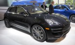 Porsche Macan Diesel Coming to US