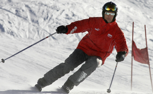 Michael Schumacher Improves, Still Fighting for Life