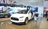 Tesla Model X Crossover Nearly Ready for Production