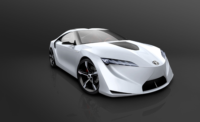 Toyota Supra Concept Rumored for Detroit Auto Show Debut