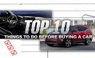 Top 10 Car Buying Tips