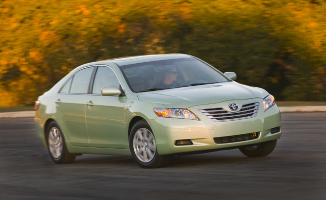 Toyota Camry Hybrid Investigation Opened by NHTSA