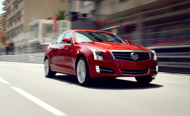 Cadillac ATS-V to Have 425 HP, Seven-Speed Manual
