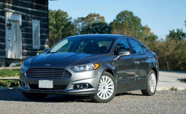 2014 Ford Fusion Energi Gets $4,000 Price Cut
