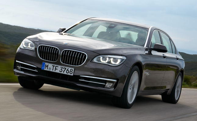 2014 BMW 740Ld Coming to US Market