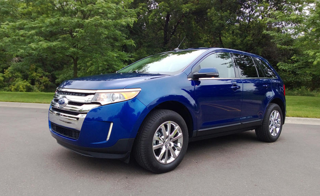 Ford Edge Recalled for Possible Fire Hazard