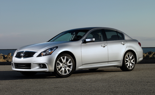 2015 Infiniti G37 to be Renamed Q40