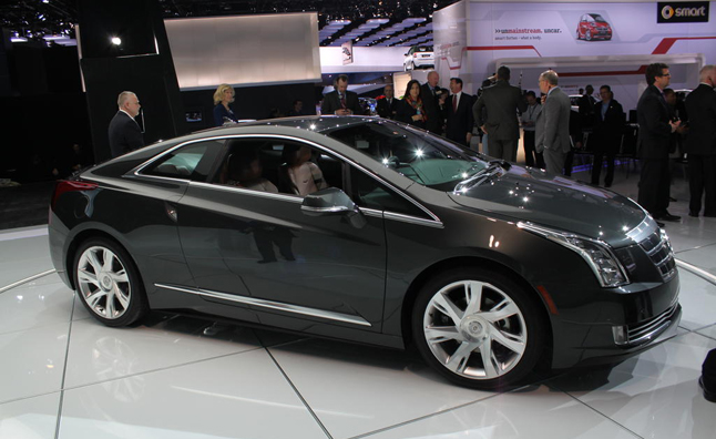 Cadillac ELR lease program.