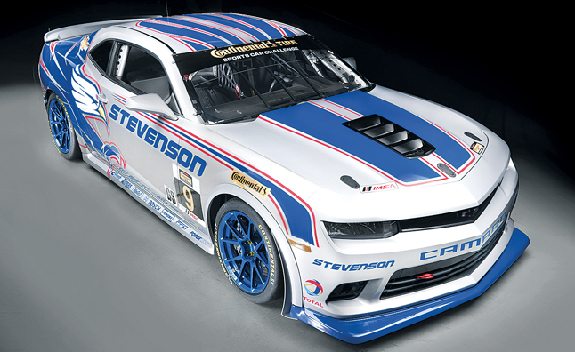 Chevy Camaro Z/28.R Revealed Ahead of Rolex 24 Debut
