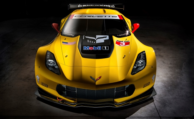 Chevrolet Corvette C7.R Debuts in Detroit