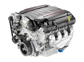 2014-Chevrolet-Corvette-Stingray-Engine