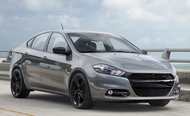 2014 Dodge Dart Blacktop to Debut in Detroit
