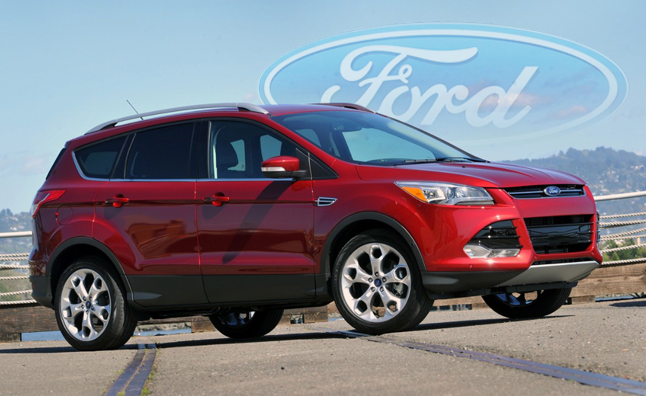 2014 Ford Escape Picture