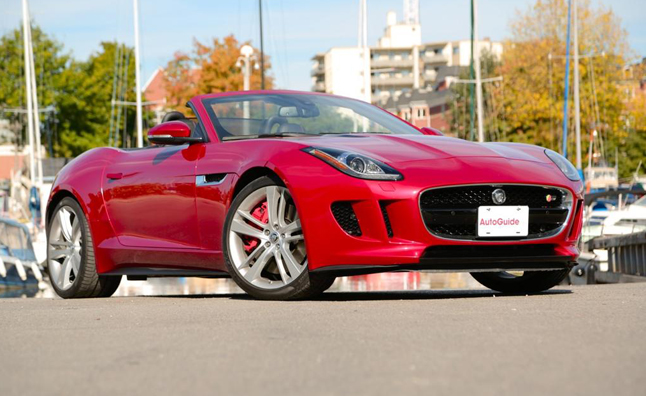 Jaguar F-Type to Get Four-Cylinder Engine