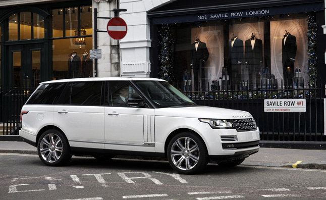 Land Rover Will Stay True to its Roots Amidst New Competition