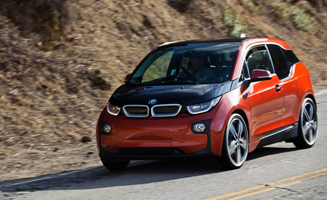 2014 BMW i3 Orders already hit 11,000 Globally