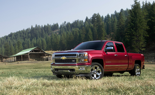 2014 Chevrolet Silverado, GMC Sierra Recalled for Possible Fire Hazard