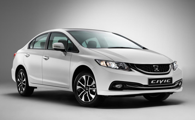 Honda Civic is Canada's Best-Selling Car for 16 Straight Years