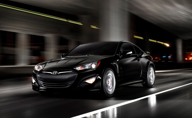 2014 Hyundai Genesis Coupe Priced from $27,245