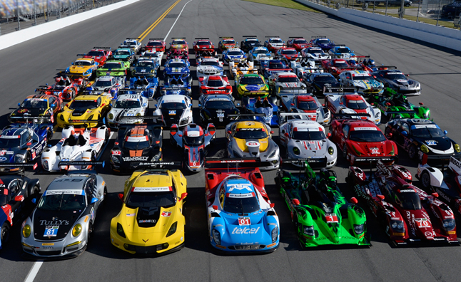 Watch the 2014 24 Hours at Daytona Live Streaming Online