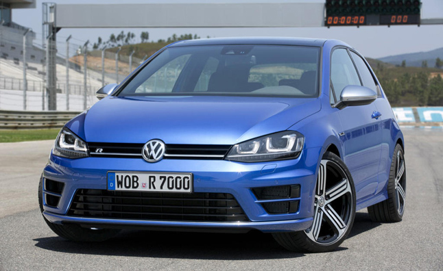 VW Golf R 'Evo' Expected at 2014 Beijing Motor Show