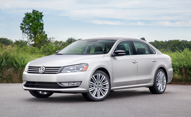 2014 Volkswagen Passat Sport Priced From $27,295