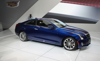 2015 Cadillac ATS Coupe Video, First Look